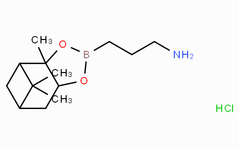 Boro-GABA-(+)-Pinanediol-HCl