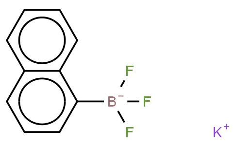 (1-萘)三氟硼酸钾