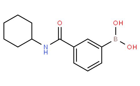 3-(Cyclohexylaminocarbonyl)phenylboronic acid