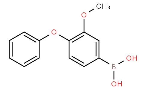 3-Methoxy-4-phenoxyphenylboronic acid