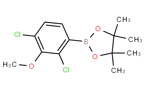 2,4-Dichloro-3-methoxyphenylboronic acid pinacol ester