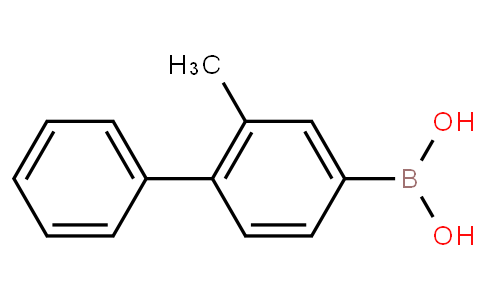 3-Methyl-4-phenylphenylboronic acid