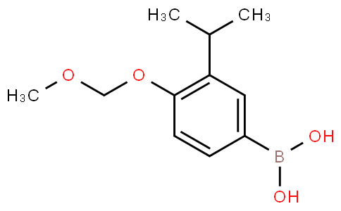 4-(Methoxymethoxy)-3-(1-methylethyl)phenylboronic acid