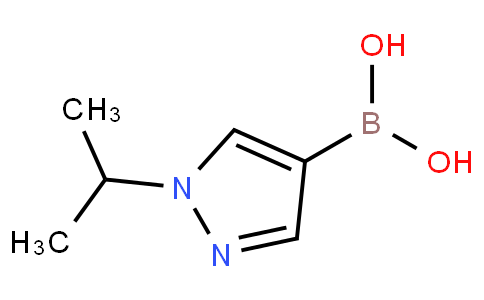 1-isopropyl-1H-pyrazol-4-ylboronic acid