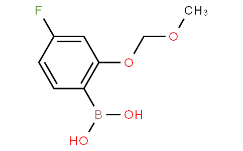 4-Fluoro-2-(methoxymethoxy)phenylboronic acid