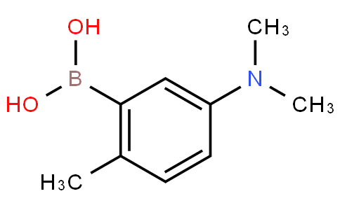 5-(Dimethylamino)-2-methylphenylboronic acid