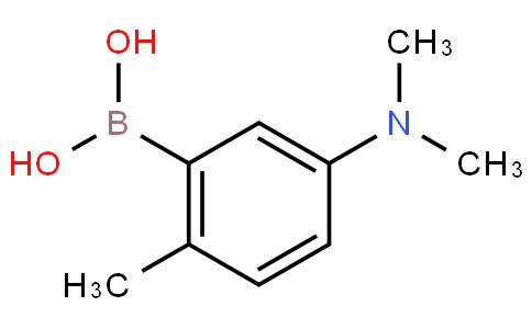 5-(Dimethylamino)-2-methylphenylboronic acid