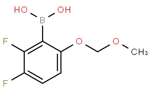 2,3-Difluoro-6-(methoxymethoxy)phenylboronic acid
