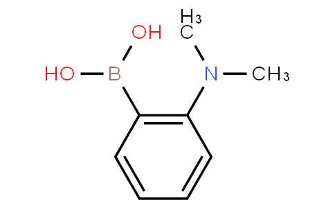 2-Dimethylaminophenylboronic acid