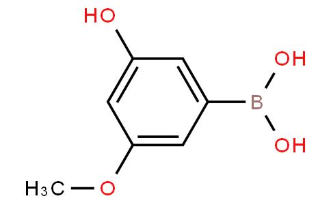 3-Hydroxy-5-methoxyphenylboronic acid