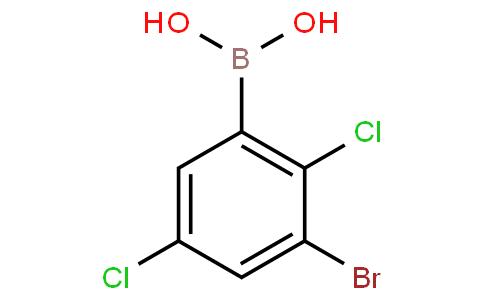 3-Bromo-2,5-dichlorophenylboronic acid