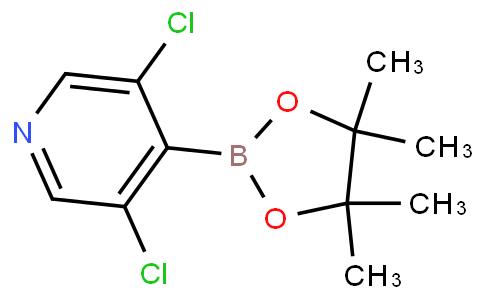 3,5-Dichloropyridine-4-boronic acid pinacol ester