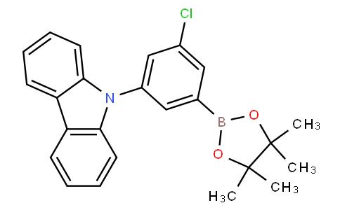3-(9H-Carbazol-9-yl)-5-chlorophenylboronic acid pinacol ester