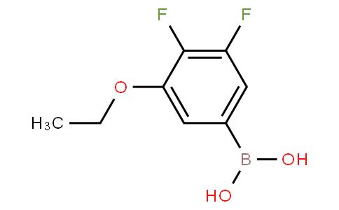 3,4-Difluoro-5-ethoxyphenylboronic acid