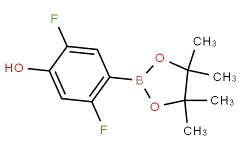 2,5-Difluoro-4-hydroxyphenylboronic acid pinacol ester