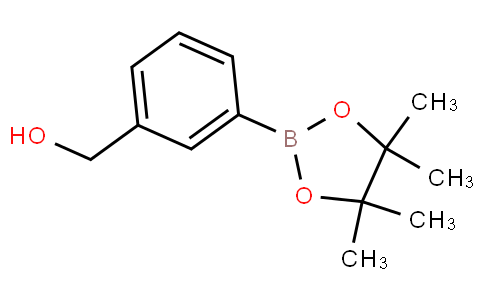 3-Hydroxymethylphenylboronic acid pinacol ester