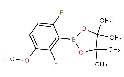 2,6-Difluoro-3-methoxyphenylboronic acid pinacol ester