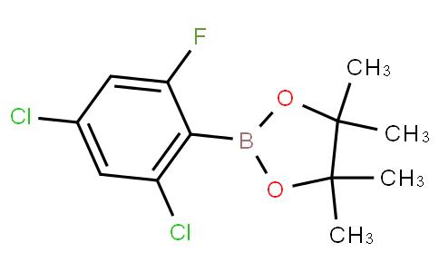 2,4-Dichloro-6-fluorophenylboronic acid pinacol ester