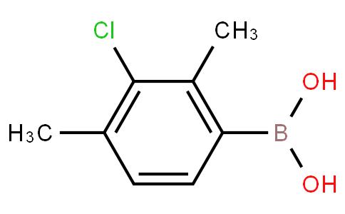 3-Chloro-2,4-dimethylphenylboronic acid
