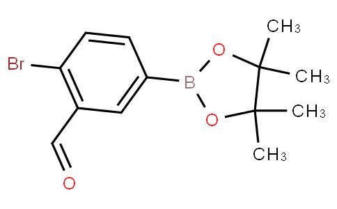 4-Bromo-3-formylphenylboronic acid pinacol ester