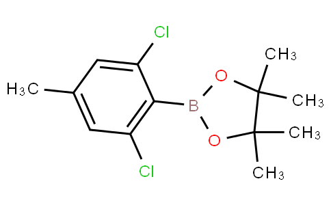 2,6-Dichloro-4-methylphenylboronic acid pinacol ester