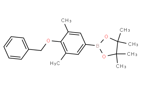 4-Benzyloxy-3,5-dimethylphenylboronic acid pinacol ester