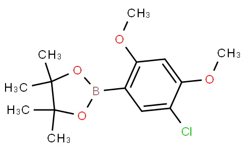 5-Chloro-2,4-dimethoxyphenylboronic acid pinacol ester