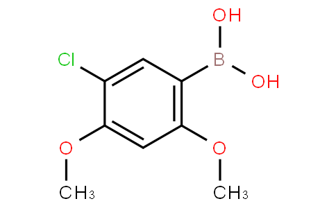 5-Chloro-2,4-dimethoxyphenylboronic acid