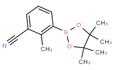 3-Cyano-2-methylphenylboronic acid pinacol ester