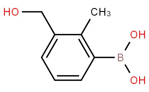 3-(Hydroxymethyl)-2-methylphenylboronic acid