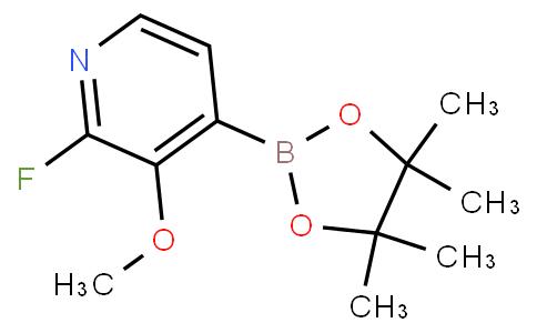 2-Fluoro-3-methoxypyridine-4-boronic acid pinacol ester