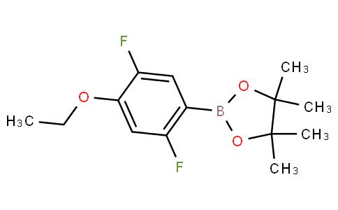 2,5-Difluoro-4-ethoxyphenylboronic acid pinacol ester