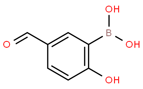 5-Formyl-2-hydroxyphenylboronic acid