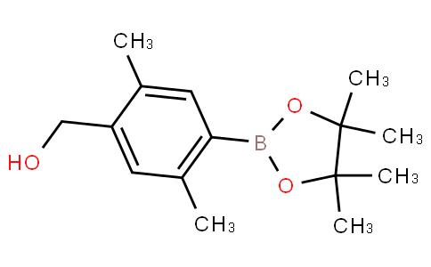 2,5-Dimethyl-4-hydroxymethylphenylboronic acid pinacol ester