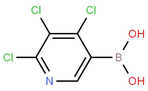 2,3,4-Trichloropyridine-5-boronic acid