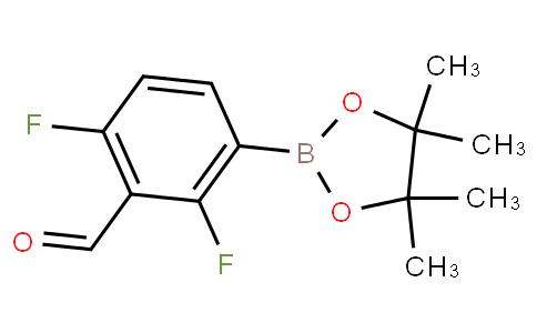 2,4-Difluoro-3-formylphenylboronic acid pinacol ester