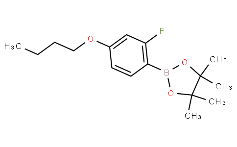 4-Butoxy-2-fluorophenylboronic acid pinacol ester