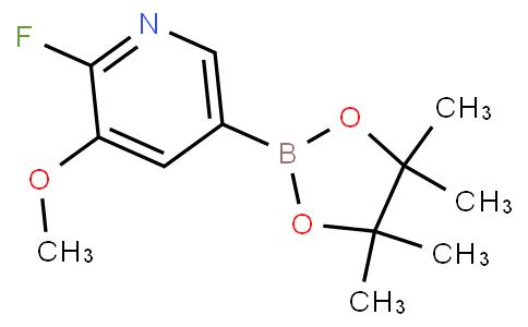 2-Fluoro-3-methoxypyridine-5-boronic acid pinacol ester