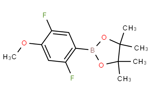 2,5-Difluoro-4-methoxyphenylboronic acid pinacol ester