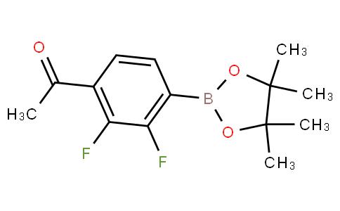4-Acetyl-2,3-difluorophenylboronic acid pinacol ester