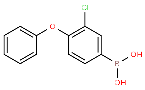 3-Chloro-4-phenoxyphenylboronic acid