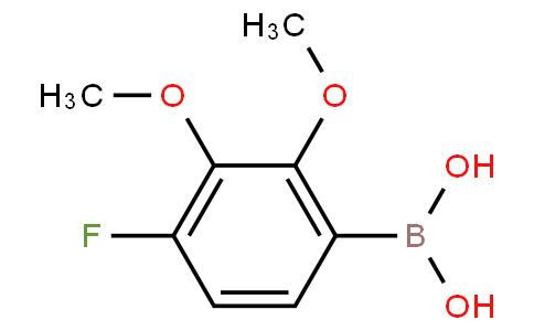 2,3-Dimethoxy-4-fluorophenylboronic acid
