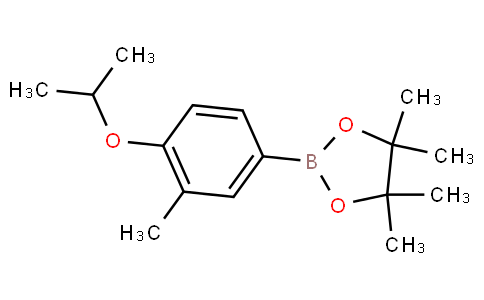 4-Isopropoxy-3-methylphenylboronic acid pinacol ester