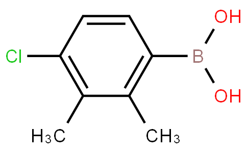 4-Chloro-2,3-dimethylphenylboronic acid