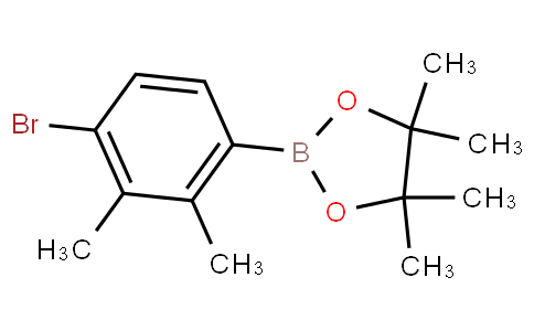 4-Bromo-2,3-dimethylphenylboronic acid pinacol ester
