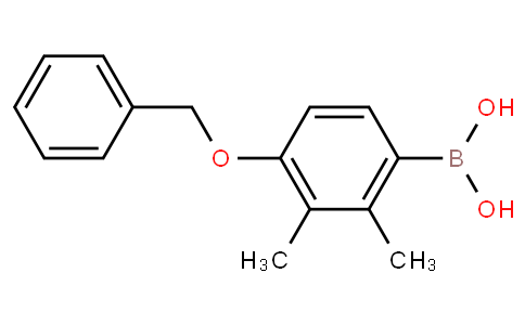 (4-(Benzyloxy)-2,3-dimethylphenyl)boronic acid