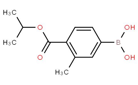 4-(Isopropoxycarbonyl)-3-methylphenylboronic acid