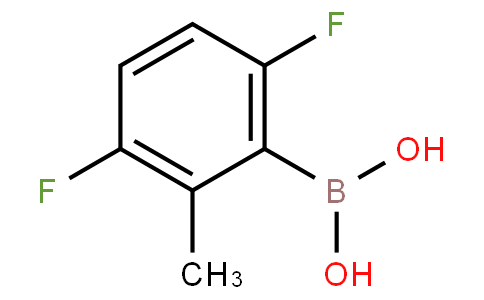 2,5-Difluoro-6-methylphenylboronic acid