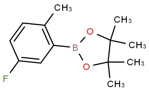 5-Fluoro-2-methylphenylboronic acid pinacol ester