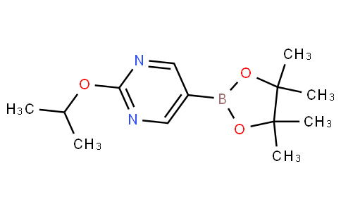 2-Isopropoxypyrimidine-5-boronic acid pinacol ester